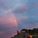 «El tesoro está al final del arco iris»