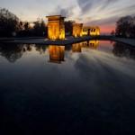 Madrid, templo de Debod