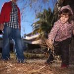 Asar castañas en familia o la disciplina del reportaje fotográfico (II)
