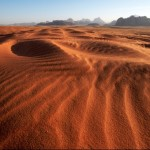 Jordania: el desierto del Wadi Rum