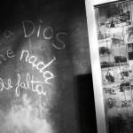 Dios en blanco y negro