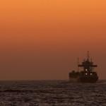 El barco y el mar