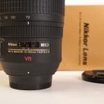 Nikon 70-300 VR: temblad, temblad malditos