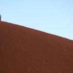 Aventura en Jordania: el desierto del Wadi Rum a la caída de la tarde
