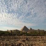 Egipto: fotografía de las pirámides en El Cairo