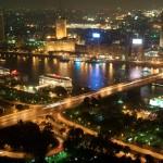 El Cairo y el Nilo de noche: una combinación espectacular