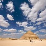 Egipto: la pirámide de Saqqara y el cielo protector