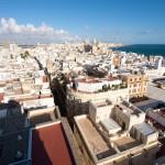 Cádiz: más fotos desde la Torre Tavira