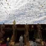 Egipto: el cielo en el mercado de Asuán