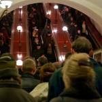 Moscú: el metro que nos lleva