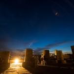 Egipto: la falsa puesta de sol en el templo de Kom-Ombo
