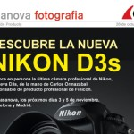 Nikon D3s: verla, tocarla, sentirla… en Madrid