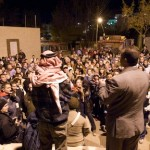 Petra, Jordania: retratos en la noche