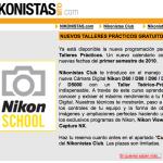 ¿Tienes una Nikon? aprovecha lo que te dan gratis ;)