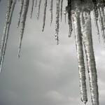 Las agujas de hielo