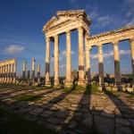 Siria, Apamea: ruinas y fotografías