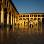 Siria: La gran Mezquita Omeya de Damasco