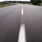 La carretera que tenía escrito mi nombre…