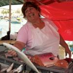 Malta: retratos en el mercado de Marsaxlokk