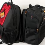 Duelo de mochilas: Benro B 400 contra Lowepro Fastpack 250; exterior