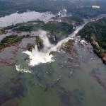 Cataratas de Iguazú, el río que se vierte sobre si mismo