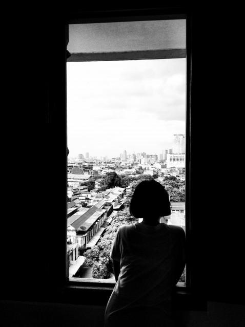 Contemplando Bangkok