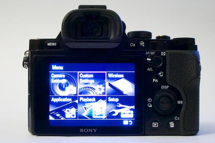 Sony A7R – ©Juan Luis Polo Hernanz 2014