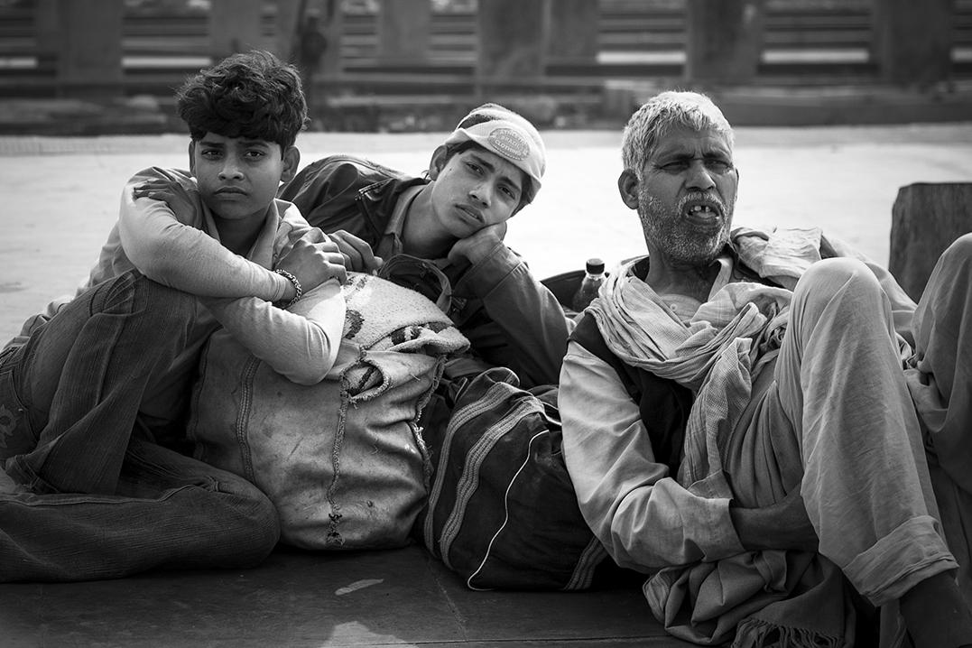 Delhi, India.                        © Alberto Honing