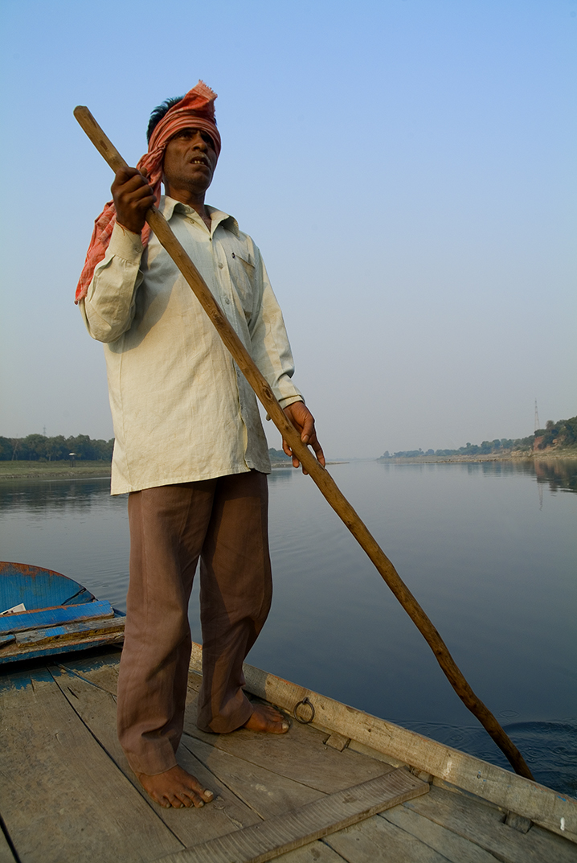 Agra, India. © Alberto Honing