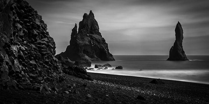 Reynisfjara, Islandia © Alberto Honing