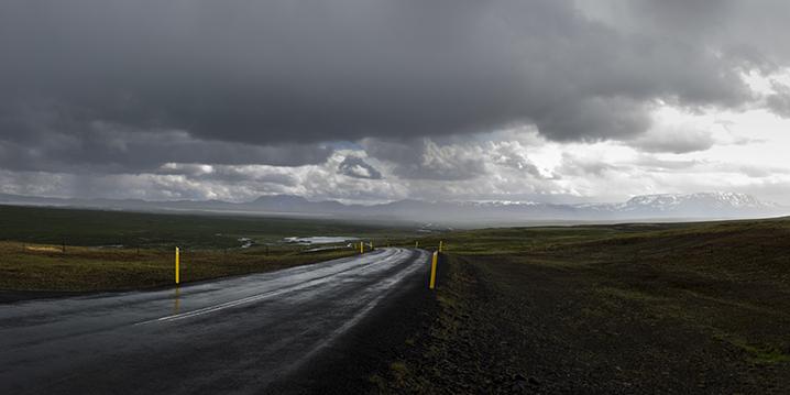 Ring road, Islandia © Alberto Honing
