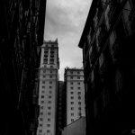 Madrid, más intensa en blanco y negro